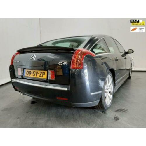 Citroen C6 2.7 HdiF V6 Exclusive Clima EXPORT