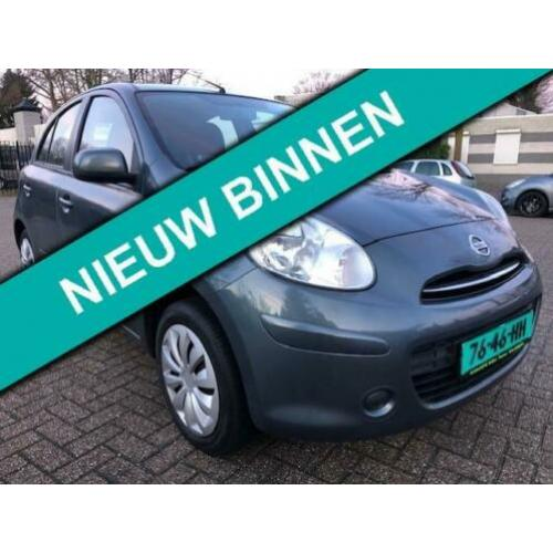 Nissan Micra 1.2 Connect Edition (TOPCONDITIE)