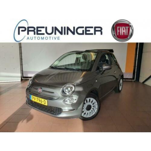 Fiat 500 C 0.9 TwinAir T Lounge | Cruise control - 15 Inch