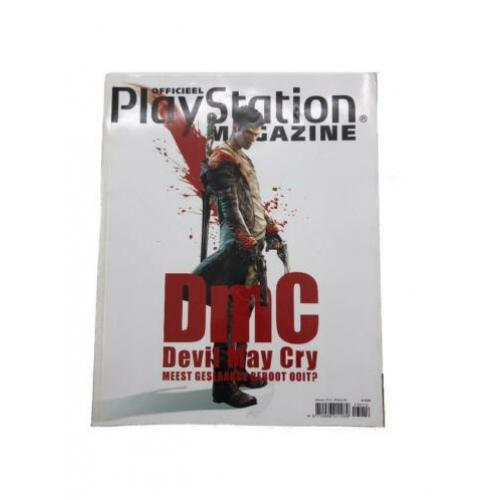 OPM Official PlayStation Magazine Benelux nr. 130 feb 2013