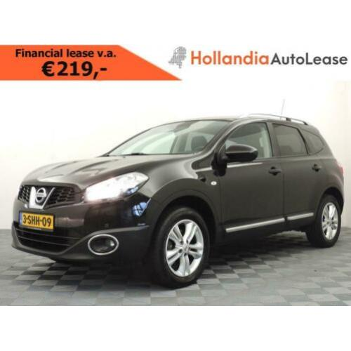 Nissan QASHQAI+2 1.6 Business Edition (7-persoon,panodak,cam