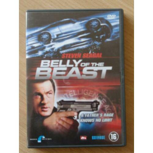 DVD: Belly of the Beast