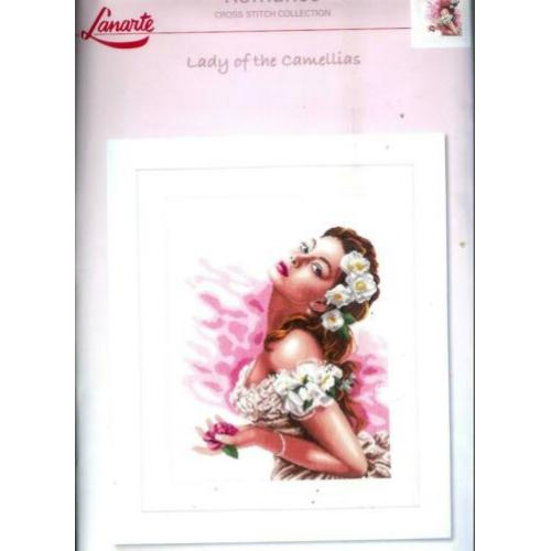 Cado SALE LANARTE BORDUURPAKKET, LADY OF THE CAMELLIAS 530