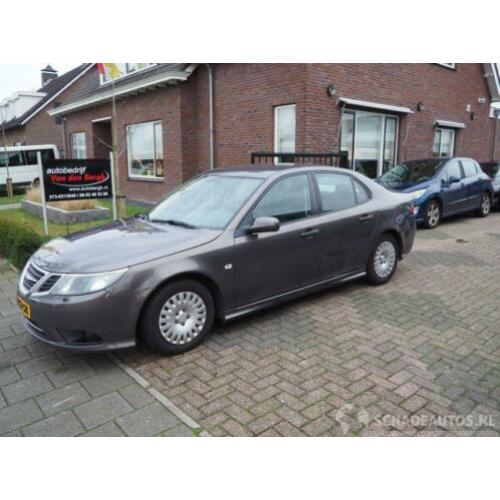 Saab 9-3 sport sedan 1.8t intro edition (bj 2007, automaat)