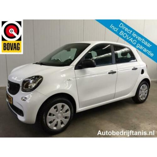 Smart Forfour 1.0 Essential Edition AIRCO/ECC-AUDIO/CD-ELECT
