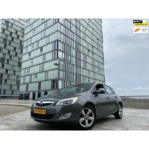 Opel Astra 1.4 Turbo Edition - Cruise - NAP