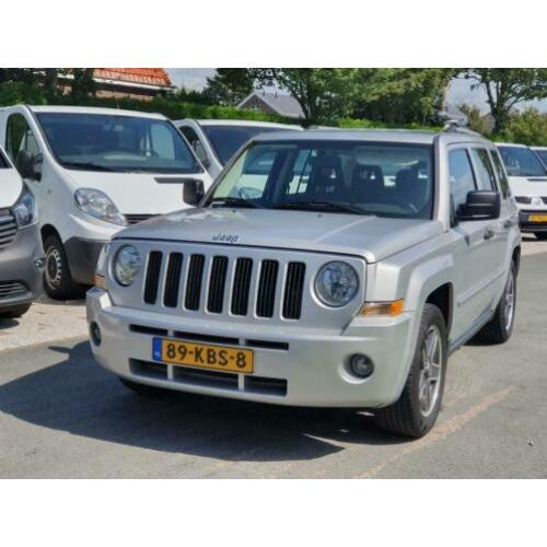 Jeep Patriot 2.4 4*4 LIMITED ADVENTURE LEDER TREKHAAK