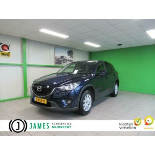 Mazda CX-5 2.0 Skylease+ 2WD Trekhaak, Navi, Stoelverwarming