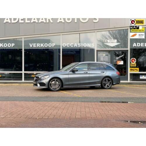 Mercedes-Benz C-klasse Estate 43 AMG 4MATIC | PANO | ACC | N