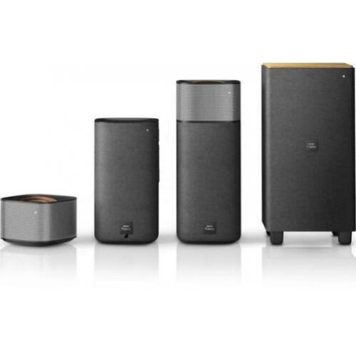 Philips Fidelio E5 Draadloze Surround on Demand luidsprekers