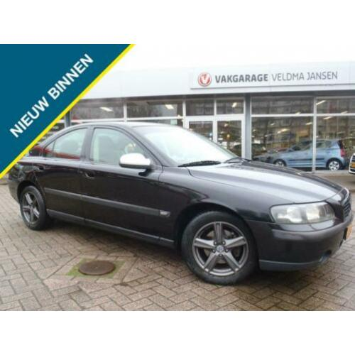 Volvo S60 2.4 140 PK Sports Edition YOUNGTIMER