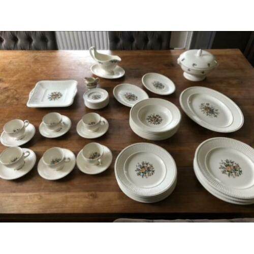 Wedgwood conway servies