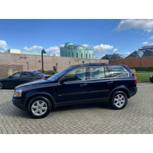 Volvo XC90 2.9 T6 Geartronic 7 personen 10-2004