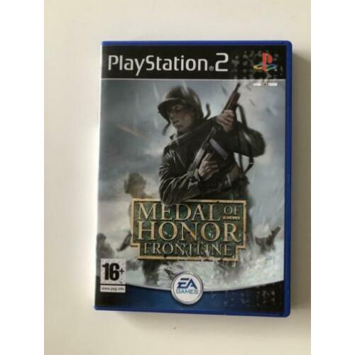 *** PS2 Medal of Honor frontline ***