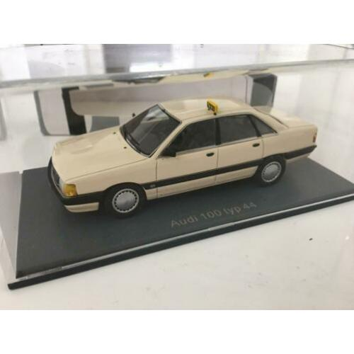"Audi 100 Typ 44 ""Taxi"" 1/43 Neo Scale Models"