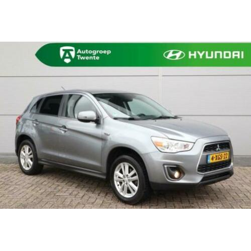 Mitsubishi ASX 1.6 Cleartec Invite / Trekhaak / Cruisecontro